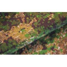 CORDURA 1200D PenCott green zone